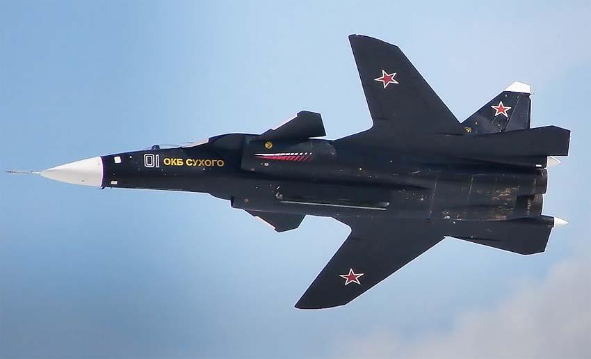 Россия, Московская обл., Су-47 Беркут.