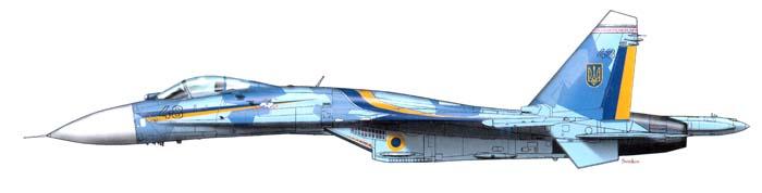 Су 27 пилотажной группы русские витязи