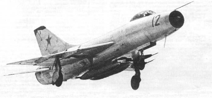 Серийный Су-9
