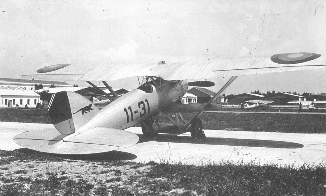 Azur  Hispano Nieuport Nid-52