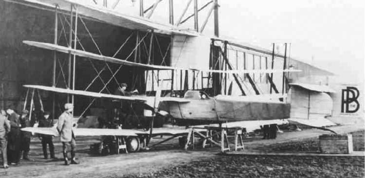 Истребитель дирижаблей P. B. 29Е