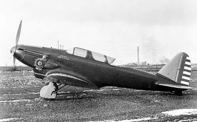 Истребитель Y1P-25