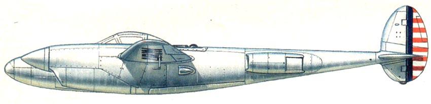 Lockheed P-49