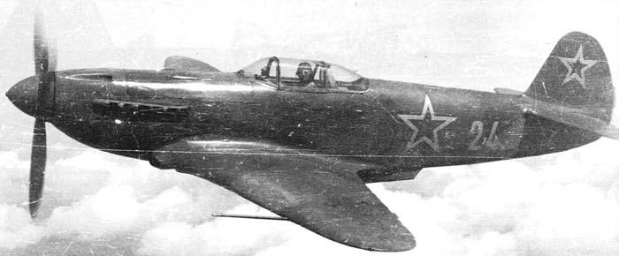 """Як-3 полка """"Нормандия-Неман"""""""