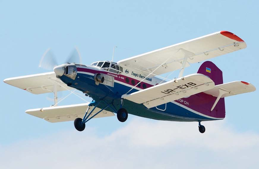 ан-2 фото самолёта