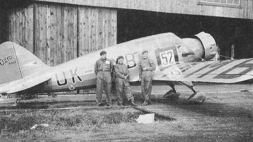 Aero A.200