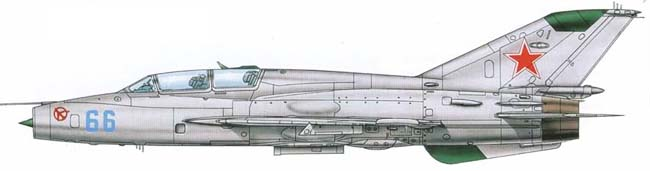 Истребитель МИГ-21 сбит в Сирии, пилот погиб - Цензор.НЕТ 6671