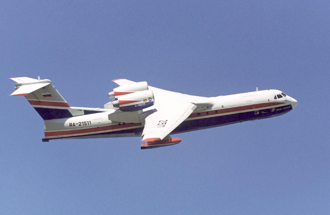 Базовый вариант самолета