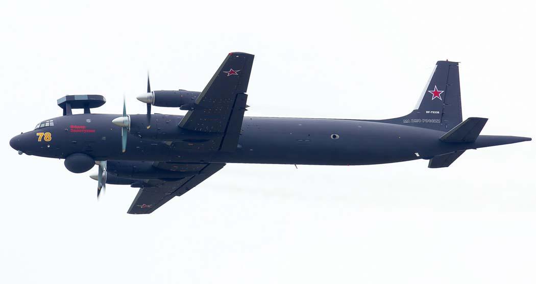 Модернизированная версия Ил-38Н имеет расширенные боевые возможности.