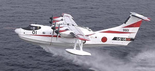 水上飞机啊