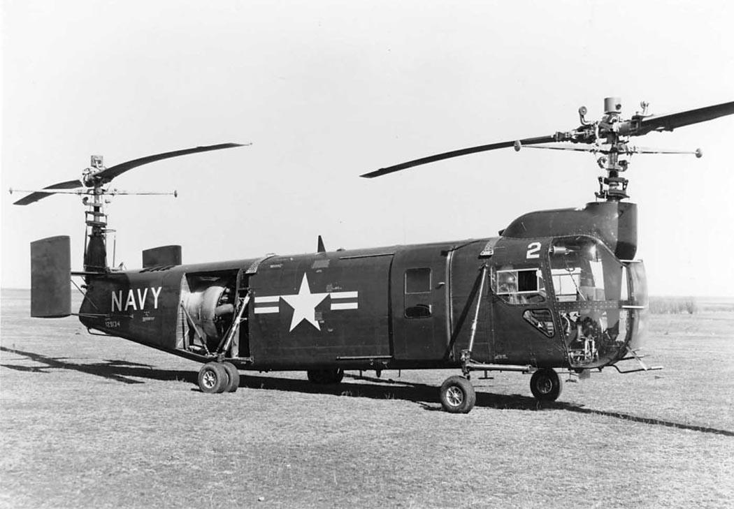 В двухвинтовом вертолете продольной схемы Bristol Тип 173 использовались двигатели Alvis Leonides мощностью 429кВт.