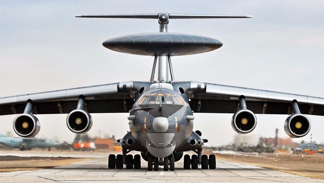Moscou envia dois novos aviões de reconhecimento à Síria