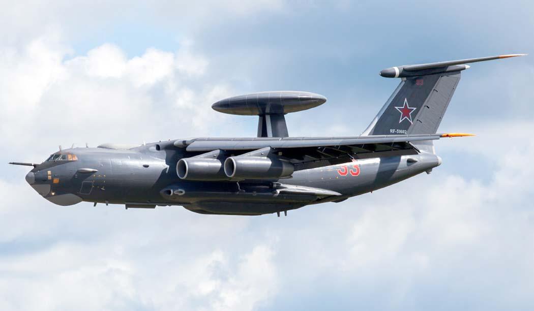 Картинки по запросу самолет А-50У