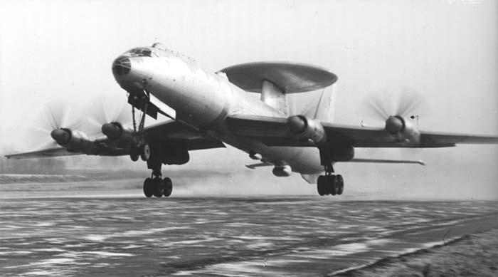Когда комплекс Ту-126 приняли на вооружение, он был достаточно эффективным, а по...