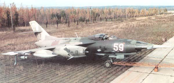 Як-28ПП ВВС Украины