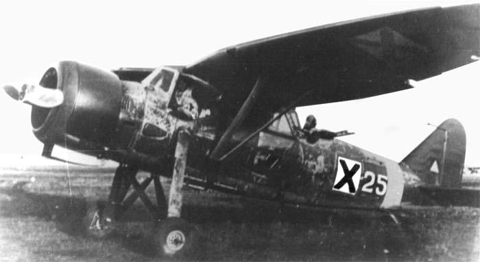 Kaproni Bugarski KB-11 Fazan Kb11-5