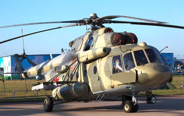 Ми-8 МТВ-1