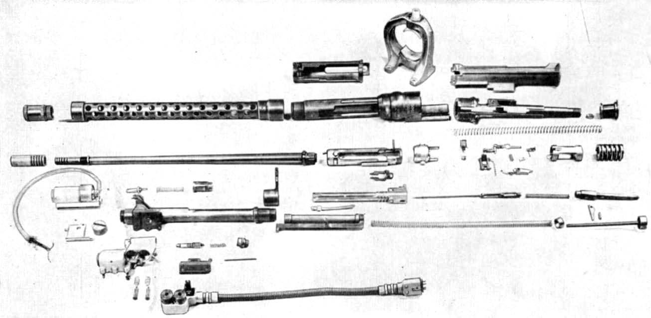 15 machine weapons