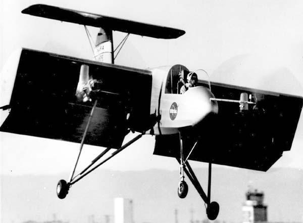 VZ-3. летательный аппарат