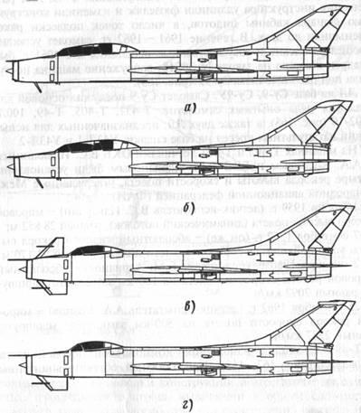 Схемы опытного самолета У-43