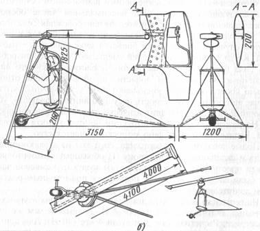 Схема вертолета А.И. Болдырева
