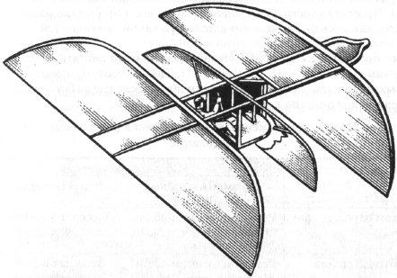 Проект летательного аппарата