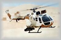 Bo105 直升机