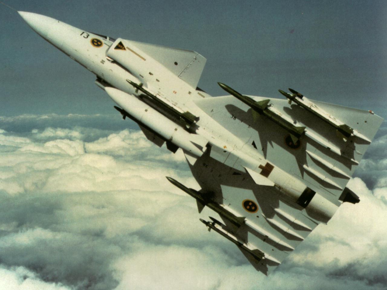 你说的这些都是多用途,或者为了载弹多的设计,看看j10和j20的鸭翼