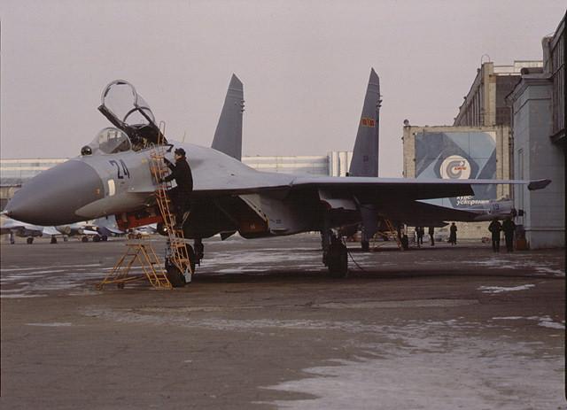 Вложения для Су-27